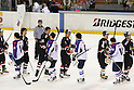 &amp;Japan &amp; South Korea team group, .MARCH 31, 2012 - Ice Hockey : .Ice Hockey Japan - Korea Exchange Game .between Japan 2-0 South Korea .at DyDo Drink Ice Arena, Tokyo, Japan. .(Photo by YUTAKA/AFLO SPORT) [1040]