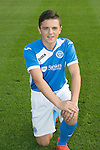St Johnstone Academy Under 14&rsquo;s&hellip;2016-17<br />Ryan N&rsquo;Dogaj<br />Picture by Graeme Hart.<br />Copyright Perthshire Picture Agency<br />Tel: 01738 623350  Mobile: 07990 594431