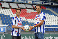 SC Heerenveen nieuwe spelers 070815