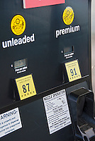 Gas Station, Gas Pump, Unleaded, Premium,  petrol, pump, filling, station, Fueling