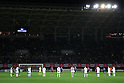 Women's Japan National Team Group (JPN), .April 1, 2012 - Football / Soccer : .KIRIN Challenge Cup 2012 .Match between Japan 1-1 USA .at Yurtec Stadium Sendai, Miyagi, Japan. .(Photo by Daiju Kitamura/AFLO SPORT) [1045]..