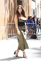NEW YORK, NY - MAY 09: Ashley Graham at ABC's The View promoting her new book A New Model: What Confidence in New York City on May 9, 2017. Credit: RW/MediaPunch