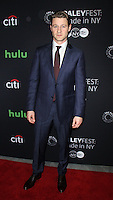 NEW YORK, NY-October 19: Ben McKenzie at PaleyFest New York presents Gotham at the Paley Center for Media in New York.October 19, 2016. Credit:RW/MediaPunch