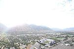 1309-22 1612<br /> <br /> 1309-22 BYU Campus Aerials<br /> <br /> Brigham Young University Campus, Provo, Sunrise, Y Mountain<br /> <br /> September 6, 2013<br /> <br /> Photo by Jaren Wilkey/BYU<br /> <br /> &copy; BYU PHOTO 2013<br /> All Rights Reserved<br /> photo@byu.edu  (801)422-7322