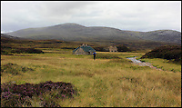 BNPS.co.uk (01202 558833)<br /> Pic: GeoffAllan/BNPS<br /> <br /> The Tarf Hotel in Feith Uaine in the Eastern Highlands. <br /> <br /> Views with rooms. - New book reveals the remote 'bothies' that lie hidden in some of Britain's most spectacular locations.<br /> <br /> Nestled away in the beautiful remote wilderness of Scotland are a network of secluded mountain huts - known as bothies - where walkers can stay the night before heading to pastures new.<br /> <br /> What is so special about these quaint outposts in some of the most idyllic and untouched landscapes north of the border is that they are completely free to use.<br /> <br /> As a result, the location of many bothies has been a closely guarded secret with visitor centres reluctant to advertise their whereabouts for fear they become overcrowded.<br /> <br /> But in his new book, The Scottish Bothy Bible, author and photographer Geoff Allan has listed more than 80 of them in a bid to make them known to a wider audience.