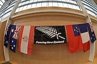 20161001 Oceania & New Zealand U20 Fencing Championships
