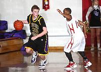 Boys Basketball Varsity vs Ritter 2-3-12