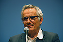 Apr. 28, 2010 - Tokyo, Japan - Italian director Marco Bellocchio attends the opening ceremony for the Festival del Cinema Italiano 2010 at Yurakucho Asahi Hall Square Gallery on April 28, 2010 in Tokyo, Japan. The seven-day film festival introduces 14's Italian movies for its 10th Anniversary, including his 'Vincere' and 'L'ora di religione'.(photo Laurent Benchana/Nippon News)