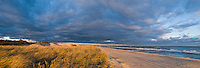 New York, Amagansett, Atlantic Double Dunes Preserve, The Nature Conservancy Atlantic Ocean, South Fork, Long Island