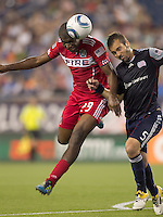 New England Revolution vs Chicago Fire June 18 2011