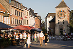 Zimmertoren - Centenary Clock, Lier; Belgium; Europe
