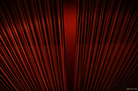 Red curtains divide the interior of the Great Hall of the People where sessions of the National People's Congress (NPC) and the Chinese People's Political Consultative Conference (CPPCC) are taking place, in Beijing, China March 6, 2016.   REUTERS/Damir Sagolj
