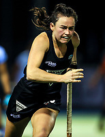 Kelsey Smith during the international hockey match between the Blacksticks Women and India, Rosa Birch Park, Pukekohe, New Zealand. Tuesday 16  May 2017. Photo:Simon Watts / www.bwmedia.co.nz