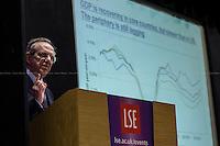 29.04.2014 - LSE presents: Pier Carlo Padoan, Italian Minister of Economy & Finance
