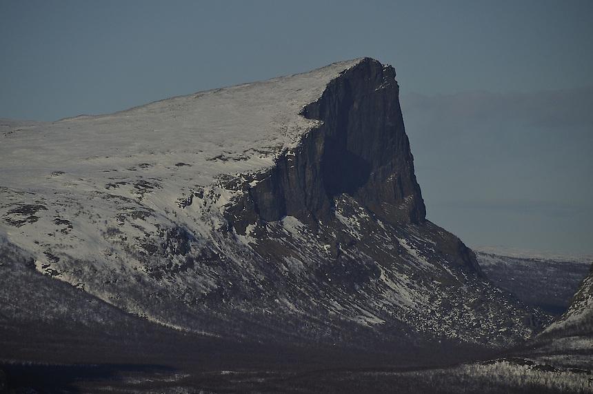 Sarek,Sweden,Rapadalen, Skierfe