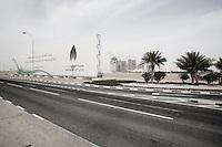 Qatar - Doha - Billboard Ad for Energy City.