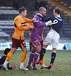 090111 Dundee v Motherwell