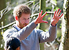 Prince Harry Visits Epping Forest
