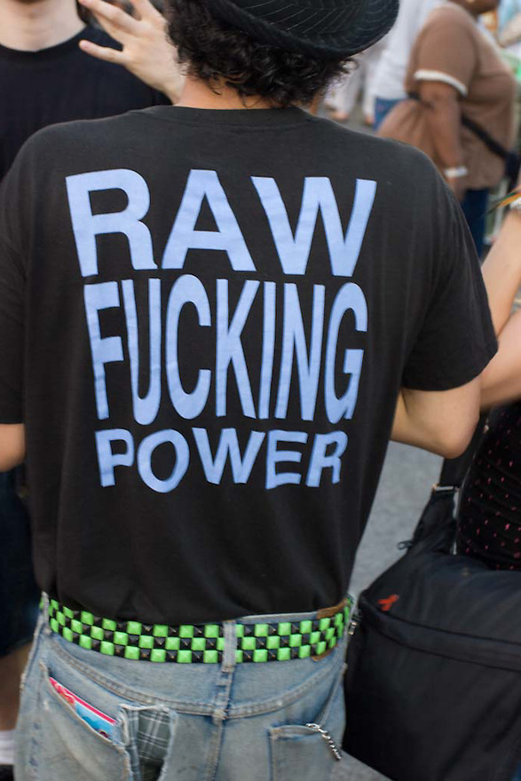 Raw 'effin power