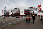 Stoke City 1 West Bromwich Albion 1, 24/09/2016. Bet365 Stadium, Premier League. The Bet365 stadium. Photo by Paul Thompson.