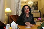 Meshkah Tawfik, Arab Princess, London