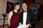 CIPR Cymru 2012.Cardiff Hilton.Rhian Moore & Eoghan Mortell..19.10.12.©Steve Pope
