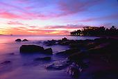 Launiopoko Beach Sunset & Hyatt Regency Maui, West Maui, Hawaii