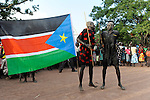 South Sudan - one year independence