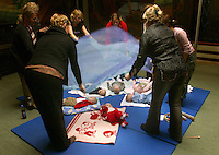 Multi-sensory stimulation in a song and play class for babies..In contrast to most European countries, the Norwegian birth rate is a healthy 1.9. Norway's reputation as a child friendly society is partially founded on a succession of government initiatives to improve parents' rights and economic circumstances.