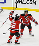 March 17, 2009: Chicago Blackhawks at New Jersey Devils