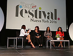 People En Espanol Festival 2016 Held at the Javits Center, New York