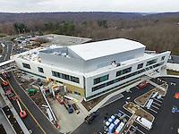 16-01-08 Bridgeport Hospital Park Avenue Outpatient Center | UAV Aerial Photographs