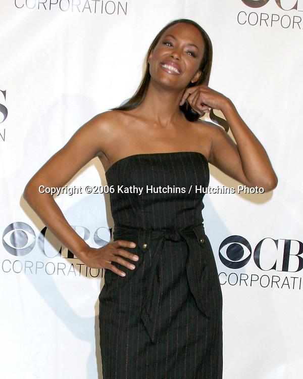 Aisha Tyler.CBS TV TCA Party.The Wind Tunnel.Pasadena, CA.January 18, 2006.©2006 Kathy Hutchins / Hutchins Photo....