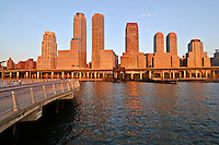 Donald Trump's Riverside South, Riverside Park,  Pier, New York City, New York
