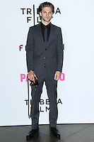 """LOS ANGELES, CA, USA - MAY 05: Keegan Allen at the Los Angeles Premiere Of Tribeca Film's """"Palo Alto"""" held at the Directors Guild of America on May 5, 2014 in Los Angeles, California, United States. (Photo by Celebrity Monitor)"""