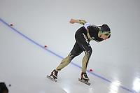 OLYMPICS: SOCHI: Adler Arena, 19-02-2014, Ladies' 5000m, Shiho Ishizawa (JPN), ©photo Martin de Jong