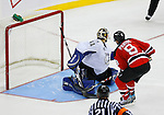 November 5, 2008: Tampa Bay Lightning vs New Jersey Devils