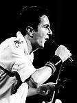 The Clash 1979 Joe Strummer.© Chris Walter.