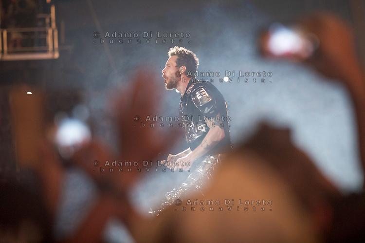 Lorenzo negli Stadi 2015, Pescara on July 22, 2014. Photo: Adamo Di Loreto/BuenaVista*photo