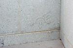 Kilroy was Here, World War II Memorial, National Mall, Washington DC