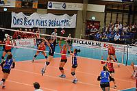 VOLLEYBAL: SLIEDRECHT: 06-05-2017, Sporthal de Stoep, Sliedrecht Sport - VC Sneek, uitslag 3-1, ©foto Martin de Jong