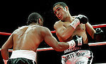 December 9, 2005 - Mike Anchondo vs Antonio Ramirez - Loew's Paradise Theater, Bronx, NY