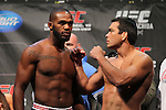 December 9, 2011: UFC 140 Weigh-In's