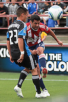 San Jose Earthquakes vs Club Deportivo Chivas USA April 23 2011