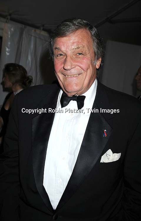 Peter Duchin..arriving at The New York Public Library 2008 Library Lions Benefit Gala on November 3, 2008 at The New York Public Library at 42nd Street and 5th Avenue.....Robin Platzer, Twin Images