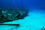 Oro Verde, Shipwrecks, Grand Cayman