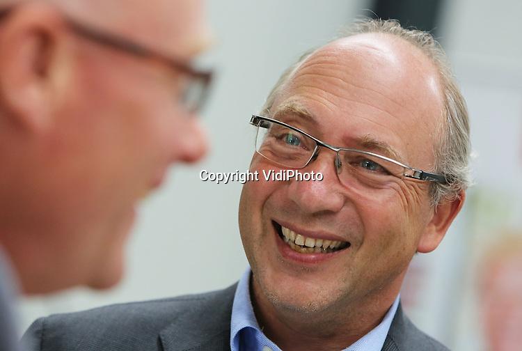 Foto: VidiPhoto<br /> <br /> LIENDEN - Portret van Alfred Levi, directeur van Albert Heijn.