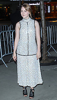 """NEW YORK CITY, NY, USA - FEBRUARY 26: Saoirse Ronan at the New York Premiere of Fox Searchlight Pictures' """"The Grand Budapest Hotel"""" held at Alice Tully Hall on February 26, 2014 in New York City, New York, United States. (Photo by Jeffery Duran/Celebrity Monitor)"""