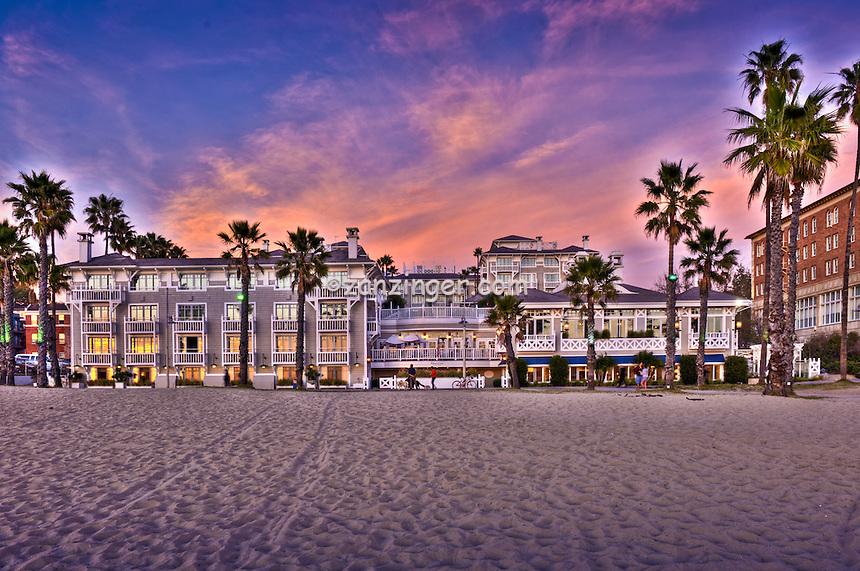 beachfront hotels in santa monica ca. Black Bedroom Furniture Sets. Home Design Ideas
