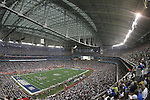 NFL Football: Super Bowl XLII: New York Giants vs. New England Patriots.panoramic photo of Super Bowl XLII.Glendale, AZ.03-FEB-2008.X79510 TK1.CREDIT: Gene Lower